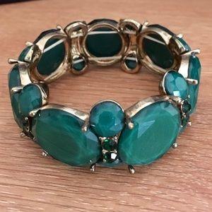 Green Bracelet from Buckle